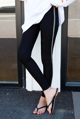 Nice Lettering Leggings (2nd stock)