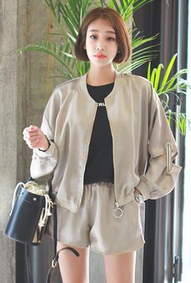 Retail set Eyelet Jackets set
