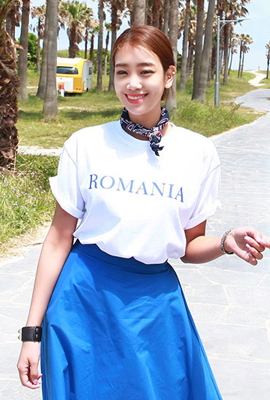 Romanian short-sleeved shirt (3 stock)