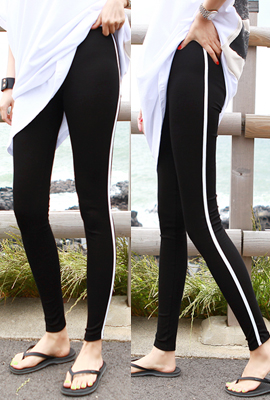 Side Line Span Leggings (128th stock)