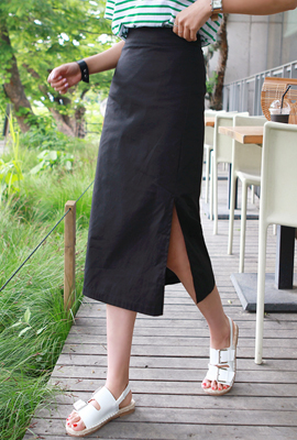 Simple skirt (second stock)