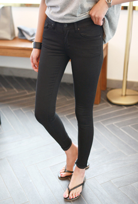 Daily Span Skinny Pants (3rd stock)