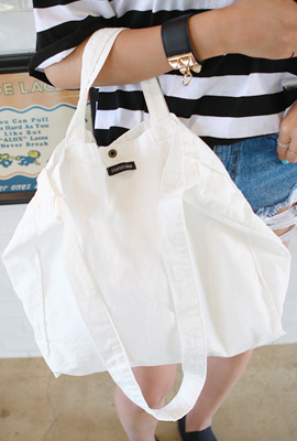 Daily Cotton Eco Bag (3rd stock)