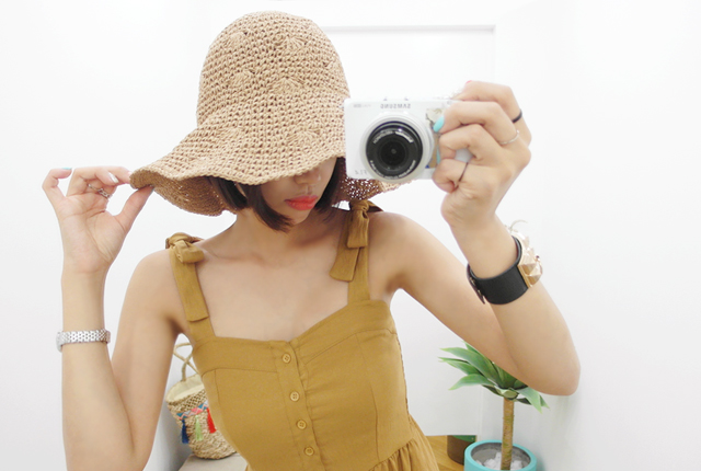 Strouse Floppy Hat (8th stock)