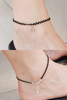 Wavy Shape Ankle (2nd stock)