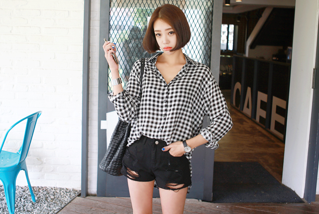 Soft gingham in the south (4th stock)