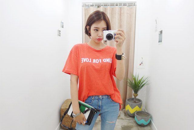 Blind Flap Short Sleeve Tee (3rd stock)