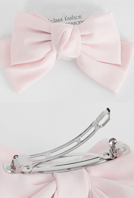 Chiffon Ribbon Hairpin