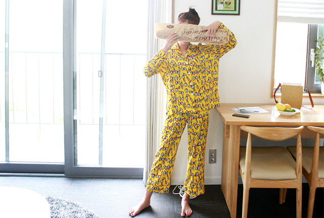 Butterfly pajama set (4th stock)