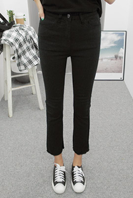 Banhai Slim Cutting Date Pants (16th stock)
