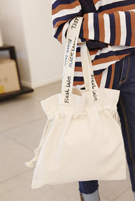 Lettering Echo Bag (6th stock)