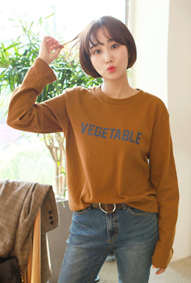 Bezier table printing tee (2nd stock)