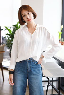 Overline Blouse