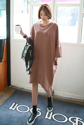 Stingray Pocket Dress