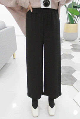Bold Golfer Banding Wide Pants (3rd stock)