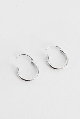 Metal Basic Earrings