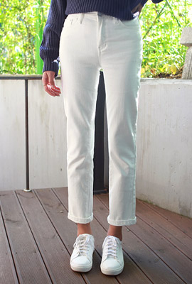 Simple soft pants