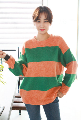 Color scheme Tangara knit tee