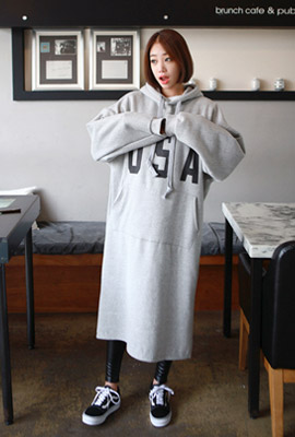 USA Hood Dresses (4th stock)