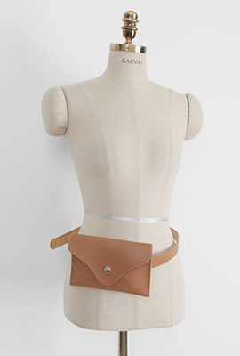 Leather Stitch Mini Belt Bag (2nd stock)