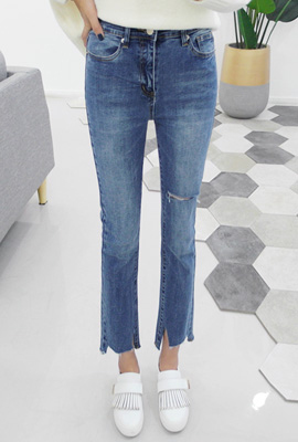 Unique Cutting Boot Cut (3rd stock)