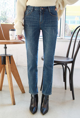 Hemming Wash Brushed Date Pants (2nd stock)