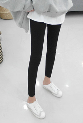 Slender brushed leggings (11 pieces stock)