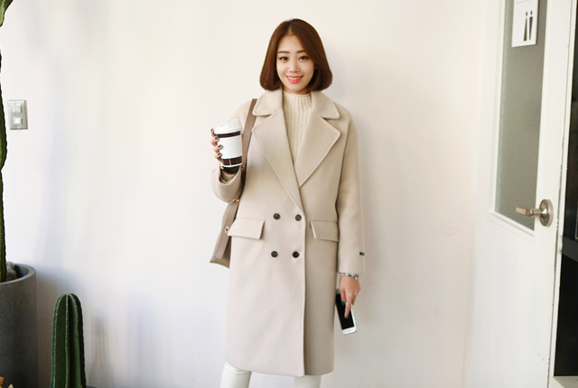 Modern flap quilted coat (6th stock)