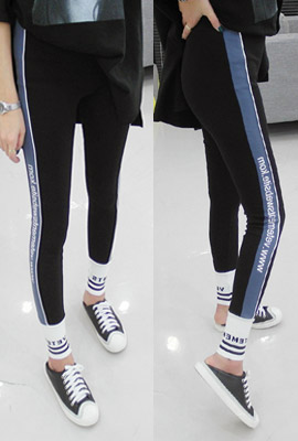 English brushed leggings line (6th stock)