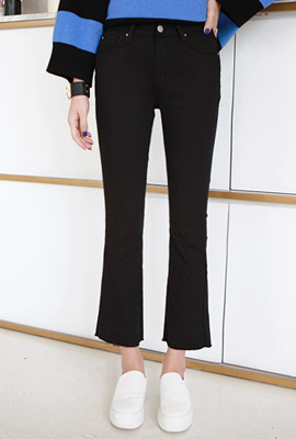 Cutting Boot Cut Pants (4th stock)